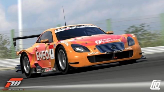 Lara 2010: Forza Motorsport 3