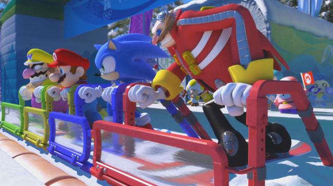 Lara 2010: Mario & Sonic bei den Olympischen Winterspielen