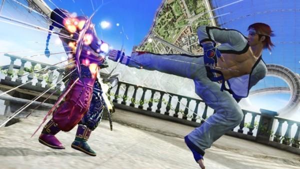 Lara 2010: Tekken 6