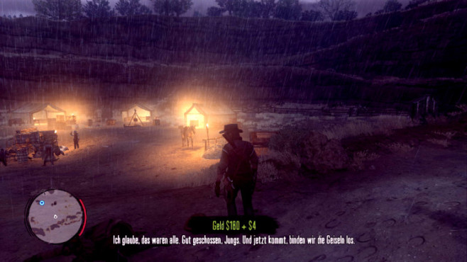 Red Dead Redemption: Gerechtigkeit in Pike's Basin