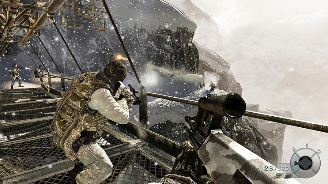 Actionspiel Call of Duty – Black Ops: Blei © Activision Blizzard
