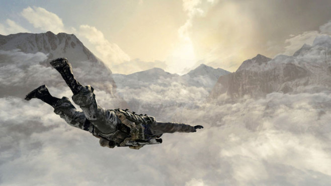 Actionspiel Call of Duty – Black Ops: Fallschirmsprung © Activision