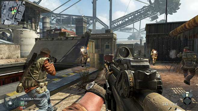 Actionspiel Call of Duty – Black Ops: Sekundär © Activision Blizzard