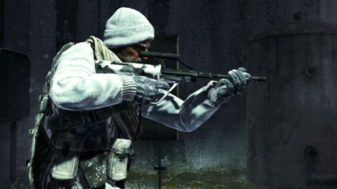 Actionspiel Call of Duty – Black Ops: Waffe © Activision