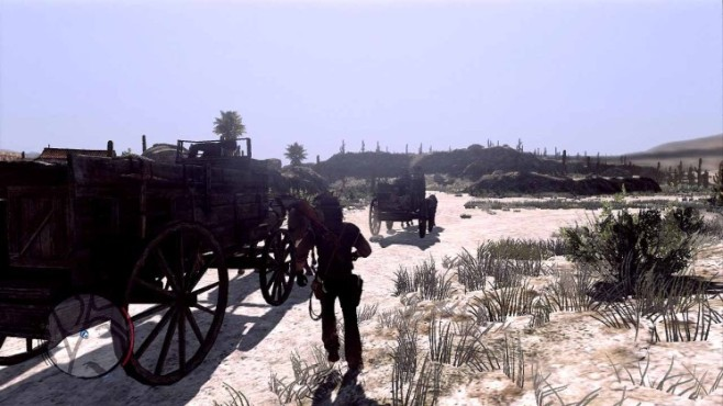 Red Dead Redemption: Leere Versprechungen