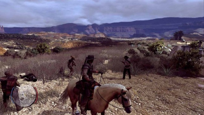 Red Dead Redemption: Der Fall von Catain Da Santa