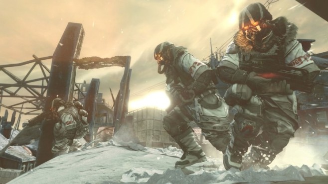 Actionspiel Killzone 3: Helghast © Sony