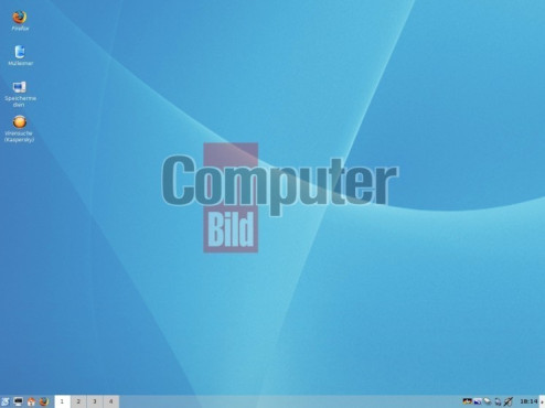 COMPUTER BILD-Notfall-CD ©Screenshot