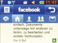 Facebook-Kompabilität