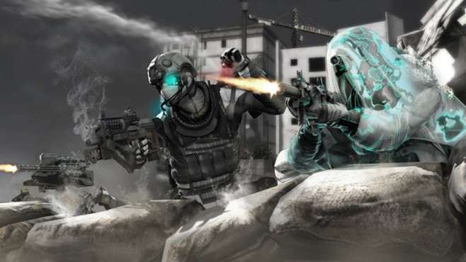 Actionspiel Ghost Recon – Future Soldier © Ubisoft