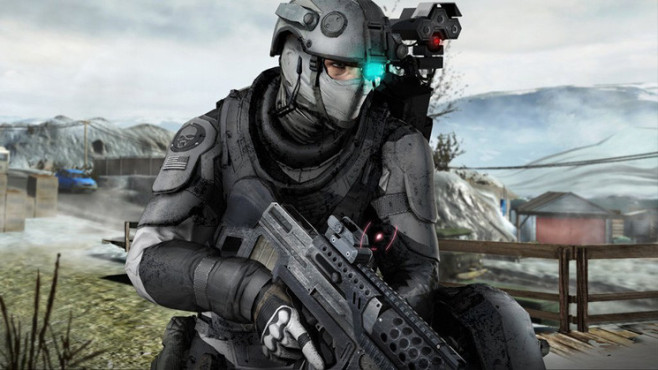 Actionspiel: Ghost Recon – Future Soldier © Ubisoft