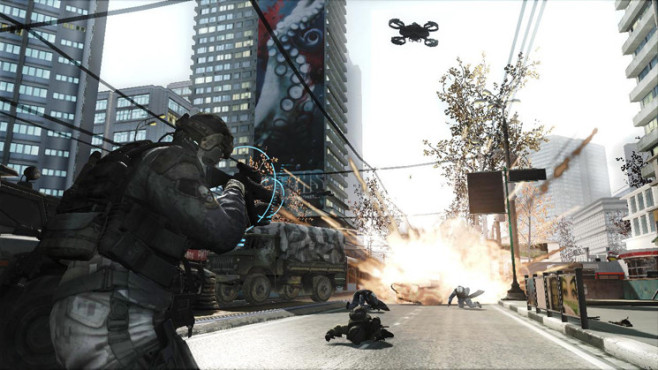 Actionspiel Ghost Recon – Future Soldier: Drohne © Ubisoft