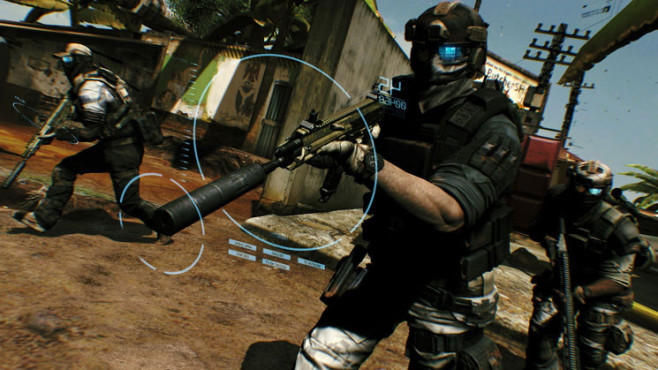 Actionspiel Ghost Recon – Future Soldier: Einsatz © Ubisoft