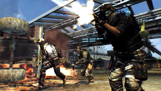 Actionspiel Ghost Recon – Future Soldier: Feuergefecht © Ubisoft