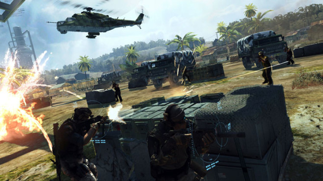 Actionspiel Ghost Recon – Future Soldier: Hubschrauber © Ubisoft