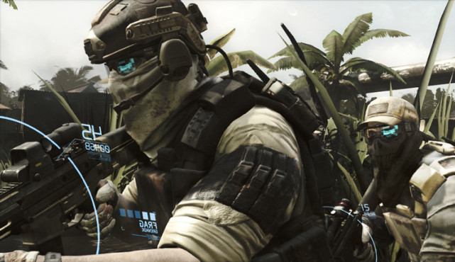 Actionspiel Ghost Recon – Future Soldier: Waffen © Ubisoft