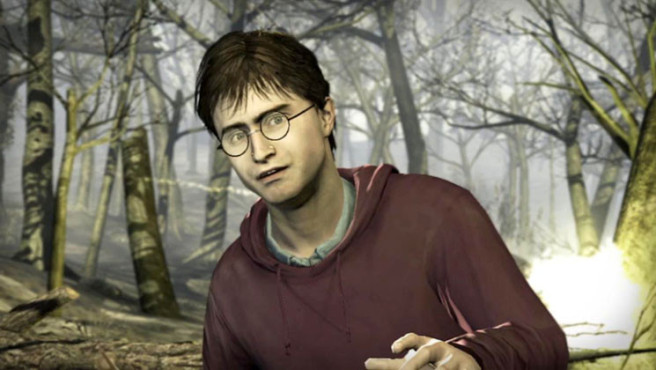 Harry Potter und die Heiligt�mer des Todes � Teil 1: Harry Potter © Electronic Arts