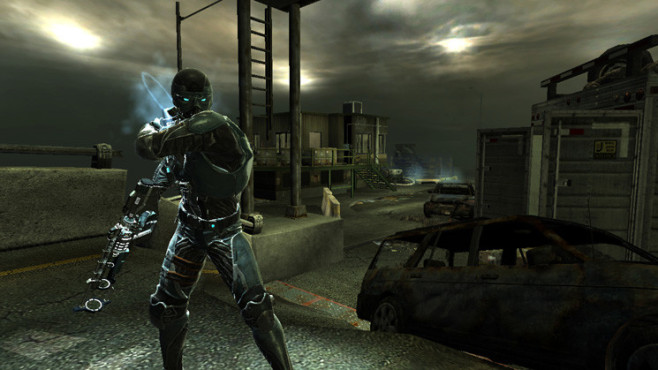 Actionspiel: F.E.A.R. 3: Raum © Warner Bros. Interactive