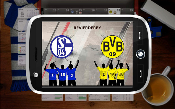 Managerspiel Fußball Manager 11: Derby © Electronic Arts