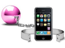 haben iphone 6 von vodafone simlock