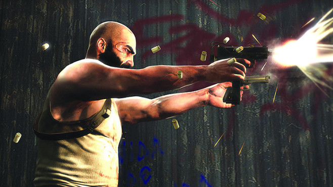 Actionspiel Max Payne 3 ©Take-Two
