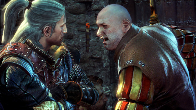Actionspiel The Witcher 2 ©Namco Bandai