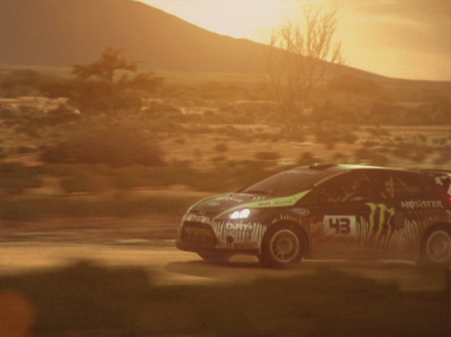 Rennspiel Colin McRae – Dirt 3 © Koch Media