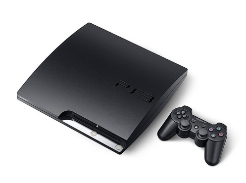 Playstation 3 Slim © Sony Playstation
