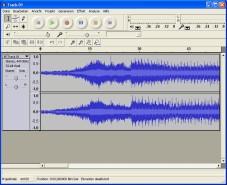 """Audacity: Mit dem kostenlosen """"Audacity"""" können Sie Musik aufnehmen, schneiden und mit Effekten versehen."""