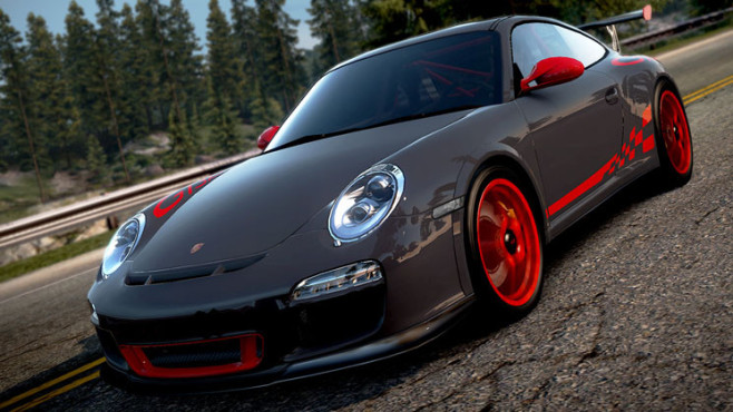 Rennspiel Need for Speed – Hot Pursuit: ©Electronic Arts