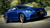 Rennspiel Need for Speed – Hot Pursuit: Audi TT RS Coupe © Electronic Arts