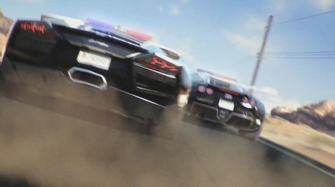 Rennspiel Need for Speed – Hot Pursuit: Mast © Electronic Arts