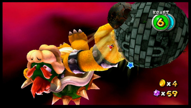 Spieletricks Super Mario Galaxy 2: Bowser © Nintendo