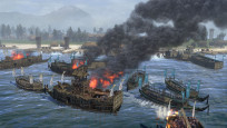 Strategiespiel Shogun 2 – Total War: Brennende Flotte © Sega