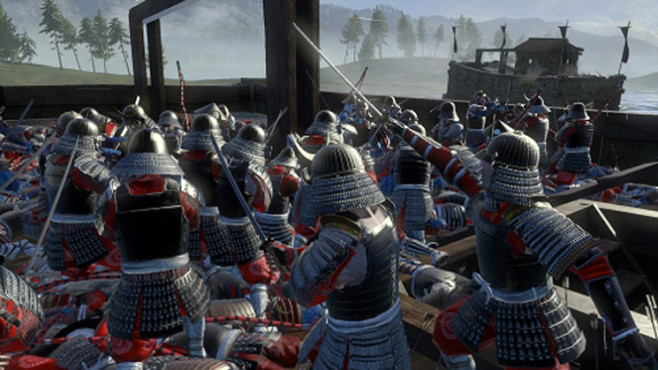 Strategiespiel Shogun 2 – Total War: Hida Mountains © Sega