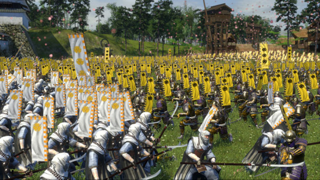 Strategiespiel Shogun 2 – Total War: Schlacht © Sega
