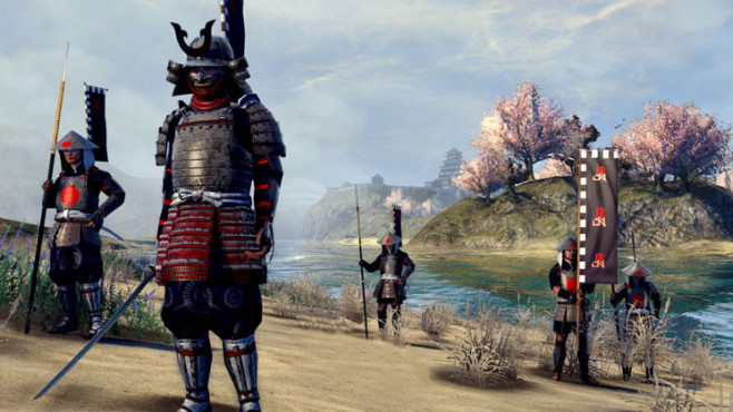 Strategiespiel Shogun 2 – Total War: Strand © Sega