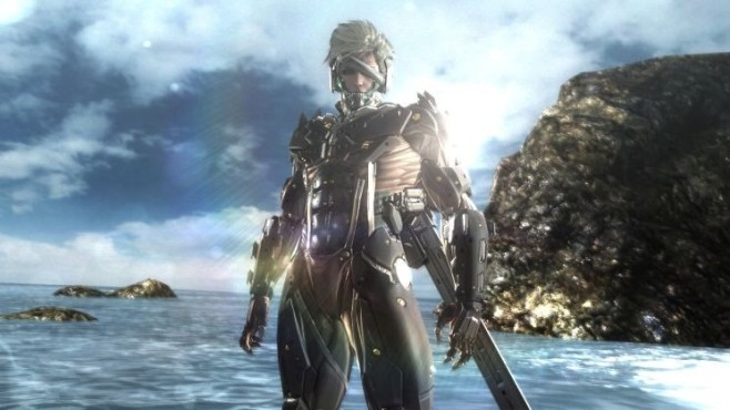Actionspiel Metal Gear Rising – Revengeance: Meer © Konami