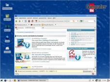 Screenshot Sicher-surfen-CD ©COMPUTER BILD