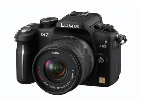 Panasonic DMC-G2KEG-K © Panasonic