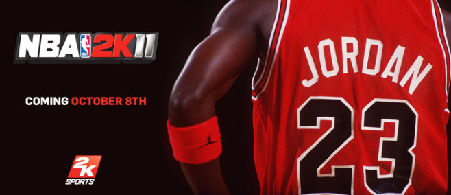 Basketballsimulation NBA 2K11: Jordan © Take-Two