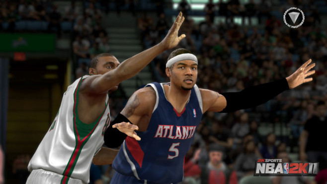 Basketballsimulation NBA 2K11: Redd © Take-Two