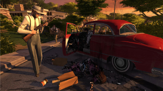 Actionspiel The Bureau – Xcom Declassified: Opfer © Take-Two