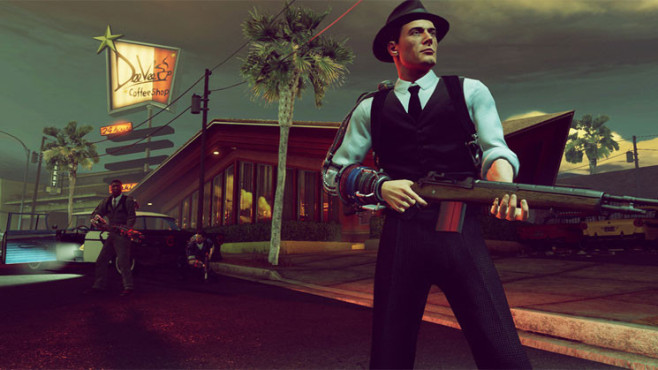 Actionspiel The Bureau – Xcom Declassified: Waffe © Take-Two