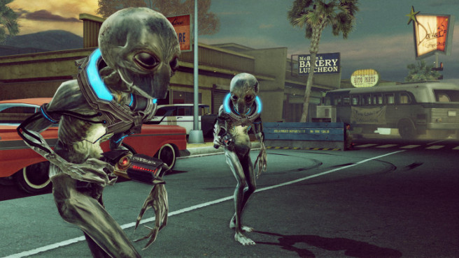 Bilder: The Bureau – Xcom Declassified © Take-Two
