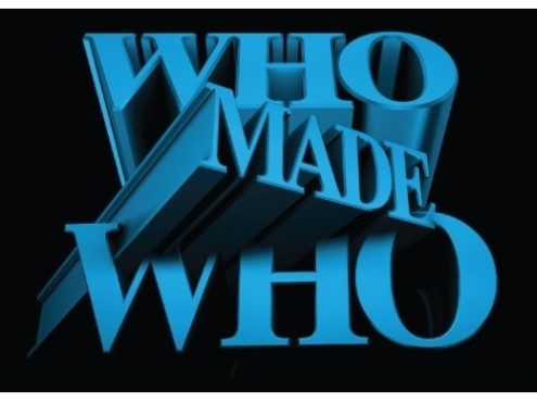Who Made Who © whomadewhomusic.wordpress.com