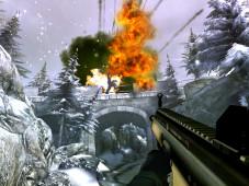 Actionspiel Goldeneye 007: Explosion ©Activision
