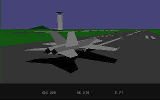 F/A-18 Interceptor © Electronic Arts