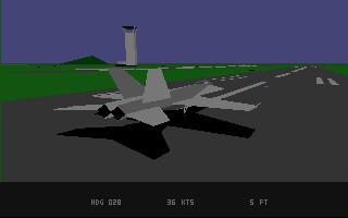 F/A-18 Interceptor ©Electronic Arts