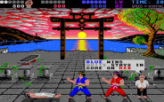 International Karate Plus ©System 3 Software, Ltd.